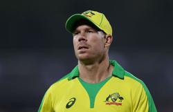 Cricket-'Shocked' Warner responding well to IPL axing - Hyderabad