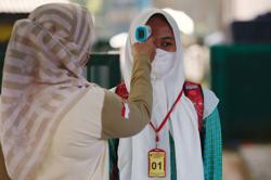 Indonesia says finds two cases of Indian COVID-19 variant in Jakarta