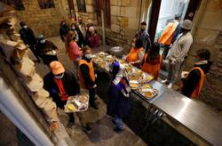 'We are all the same' - Barcelona church opens doors to Ramadan dinners