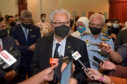 Ismail Sabri: EMCO at Taman Tanah Putih Baru, Kuantan, Pahang from May 5 to 18