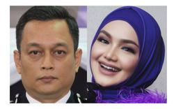 Cops confirm probe on tahnik ceremony for Siti Nurhaliza's second child