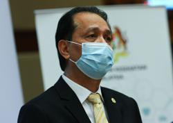 Health DG: Covid-19 outbreak detected at Kuala Langat construction site, 121 cases reported