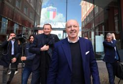 Inter Milan CEO says owner looking for partner to boost liquidity