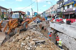 Learn from Jalan Maarof road collapse, says NGO