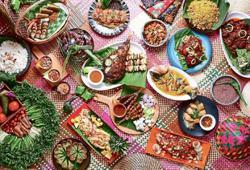 Restaurant brings back 'santapan' buffet in new norm