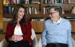 Bill and Melinda Gates to divorce with US$146bil (RM600.87bil) at stake