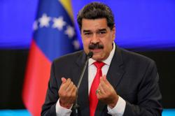 U.S. sees Venezuela's Maduro 'sending signals' to Biden administration