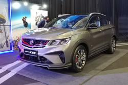 Proton sales up for third consecutive month