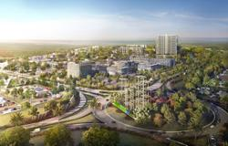 Up-and-coming business hub and industrial gateway