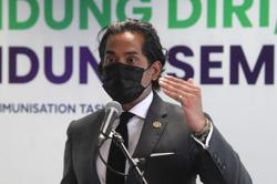 Khairy: Second dose of AstraZeneca Covid-19 vaccine to be given 12 weeks after first
