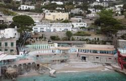 Capri, Italy's blue island, emerges from the pandemic blues