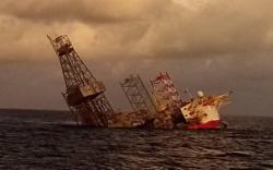 ConocoPhillips confirms chartered rig has sunk off Miri