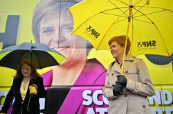 Scotland's Sturgeon challenges UK: only court can stop a referendum - Sky