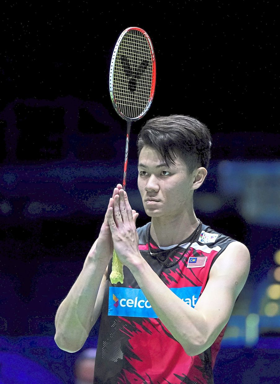 Lee Zii Jia has never played Liew Daren before.