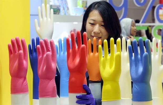 Hartalega gloves