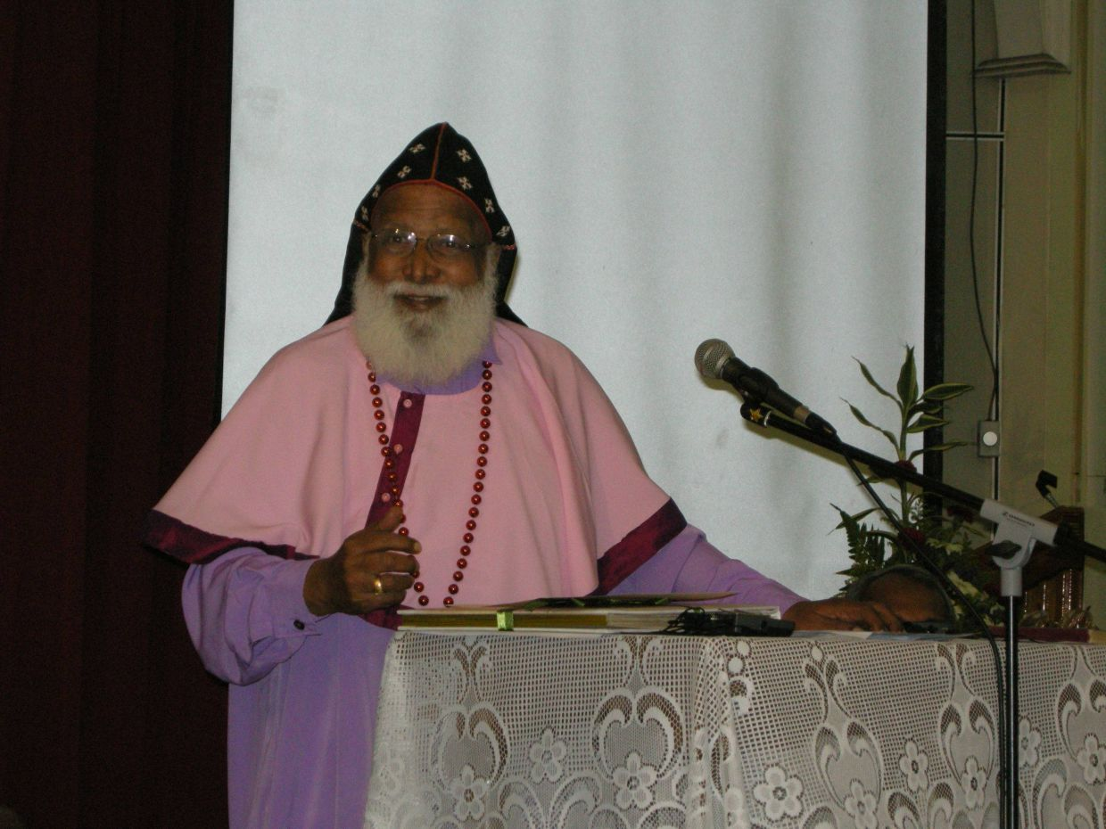 Bishop's passing a great loss for Mar Thoma Church