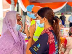 NGO holds free health camp in Titiwangsa