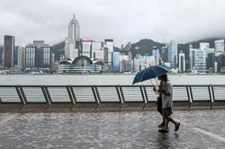 Hong Kong strong growth masks uneven recovery