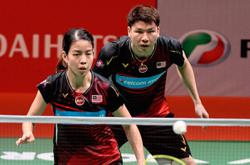 Shuttlers get tough draw for Malaysian Open