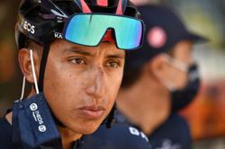 Cycling-Bernal to co-lead Ineos Grenadiers at Giro