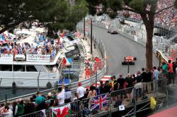 Motor racing: Monaco to allow spectators at Formula One Grand Prix