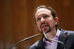 Founder of Spanish leftist Podemos party Pablo Iglesias retires