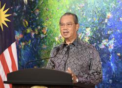 Muhyiddin chairs inaugural meeting of Bumiputera Prosperity Council