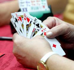 All In: Teaching women to use poker skills in the boardroom
