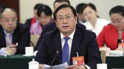 Wuhan party chief on track to become Hubei governor after winning plaudits for handling of Covid-19 outbreak