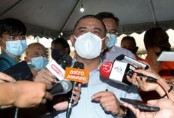 Saarani will not contest Larut in GE15 but Umno will field candidate