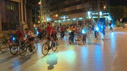 Car ban and virus curfew open Tunis streets to cyclists