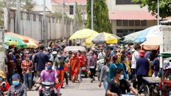 Cambodia's Covid-19 cases continue to soar as tally nears 17,000