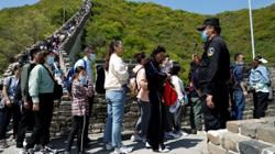 China sees domestic tourism boom as Covid-19 fears ease