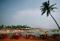 India's Goa, sun and sand tourist destination, has country's highest COVID rate