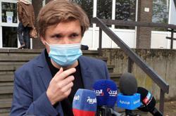 Iran envoy drops appeal to jail in Belgium, no prisoner swap seen