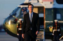 Kushner launches group to promote Arab states' new ties with Israel