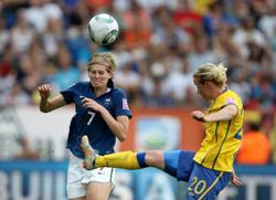 Soccer-A Women's Club World Cup