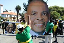 South Africa's ANC suspends Secretary General Magashule - local media