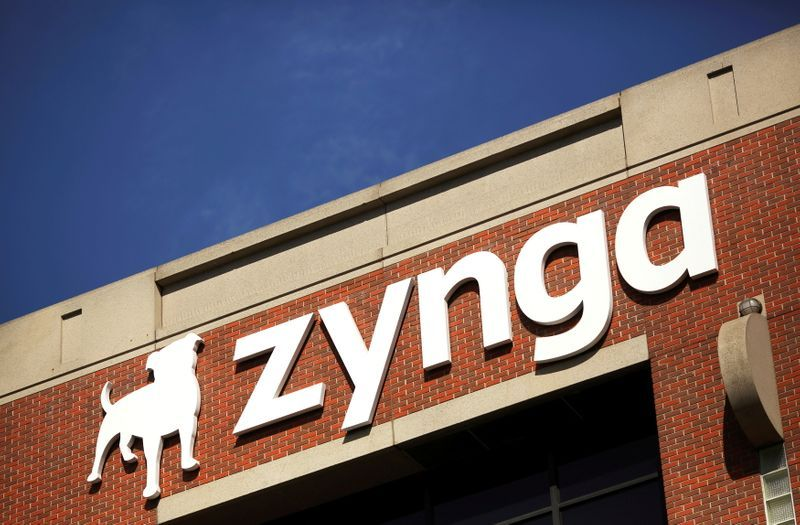Zynga to buy mobile ad focused Chartboost, raises full-year bookings forecast