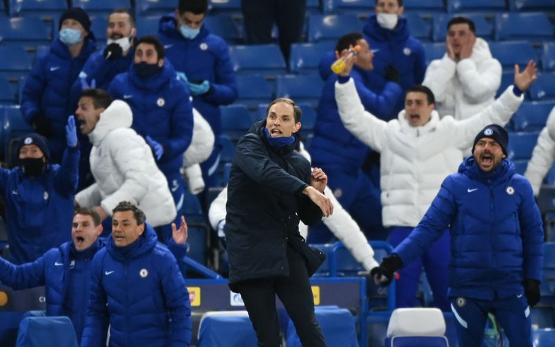 Tuchel masters Zidane as Chelsea go from strength to strength