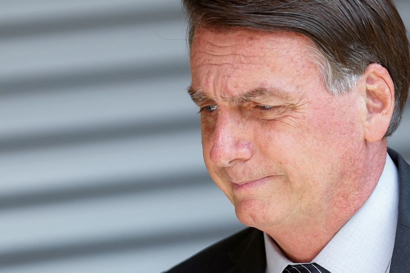 Brazil's Bolsonaro says United States will soon send vaccines to Brazil    The Star