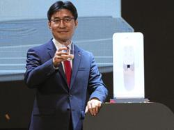 Korean brand launches tankless water purifier