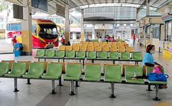 Bus companies suffer losses as Sibu folk travel less