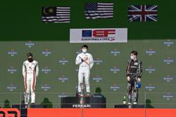 Nazim gets podium finish in Portugal despite limited track time