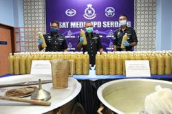RM4,000 in ketum items seized