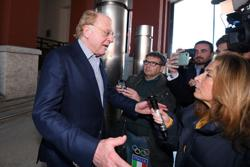 Soccer-Milan President Scaroni resigns from Serie A council