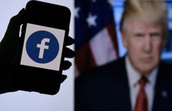 In a blow to Trump, his social media exile continues
