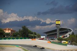 Motor racing-Formula One statistics for the Spanish Grand Prix