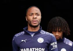 Man City's Sterling racially abused on social media