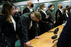 Italian court hands U.S. tourists life sentences for murdering policeman